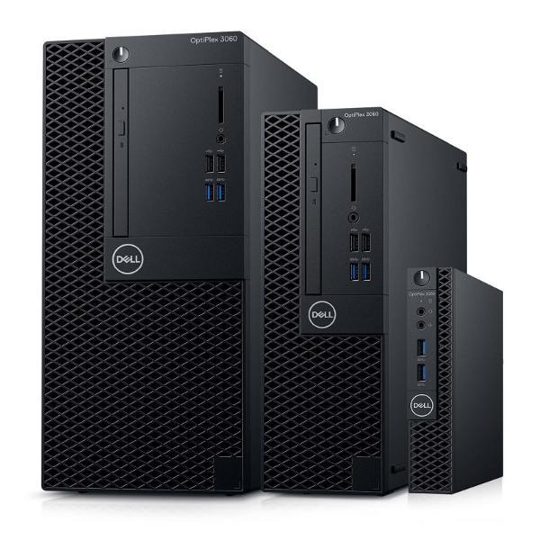 Dell OptiPlex 3060 Tower 240590(英特爾G5400(3.7GHz)/8G內存/1T硬盤/集顯/硬盤保護/23.8顯示器)